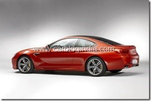 BMW M6 Official Pictures (4)