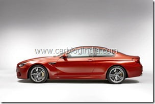 BMW M6 Official Pictures (5)