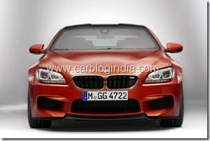 BMW M6 Official Pictures (6)