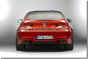 BMW M6 Official Pictures (7)
