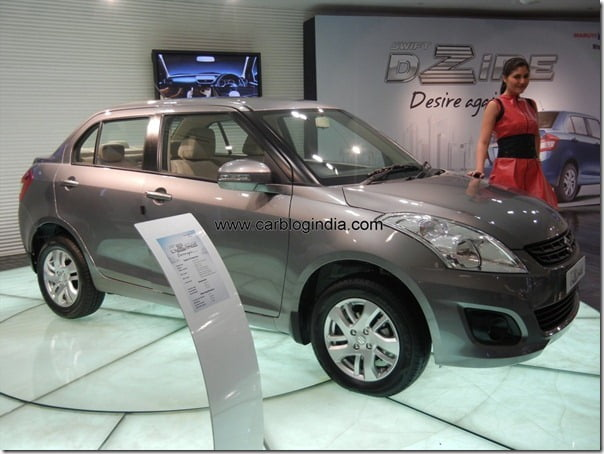 Maruti Swift Dzire Prices Increased In India