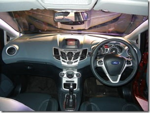 Ford Fiesta Automatic Sedan India