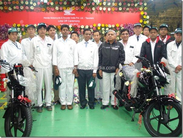 Honda Activa, CB Shine and CB Dazzler Waiting Periods To Reduce As HMSI Inaugurates 2nd Plant