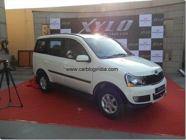 Mahindra Xylo 2012 New Model (24)