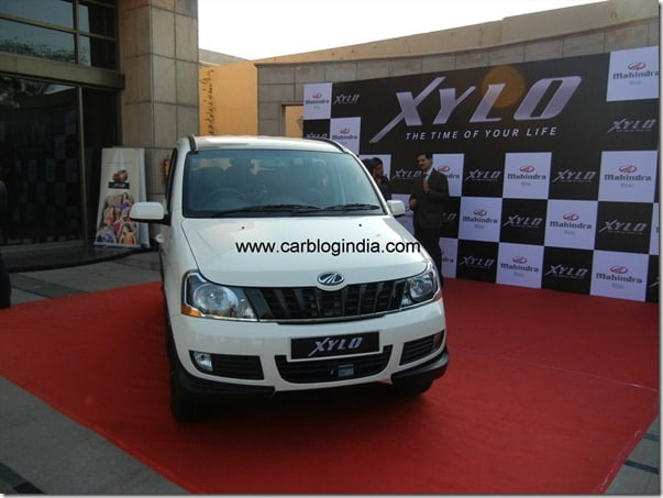 Mahindra Xylo 2012 New Model (26)