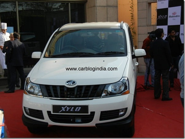 Mahindra Xylo 2012 New Model (27)