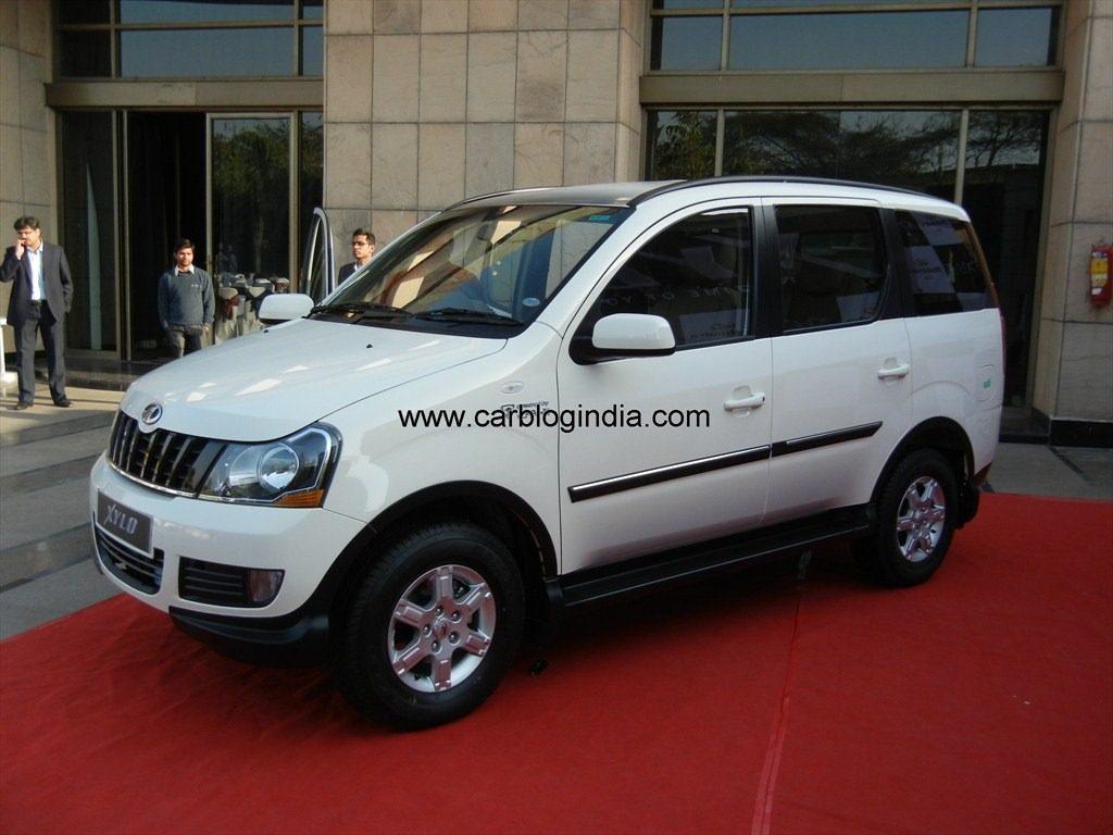 Mahindra Xylo 2012 New Model 55 Jpg Carblogindia