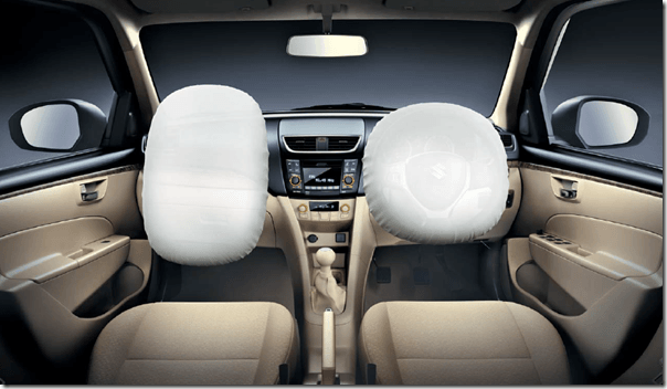 Maruti Swift Dzire 2012 Interiors2