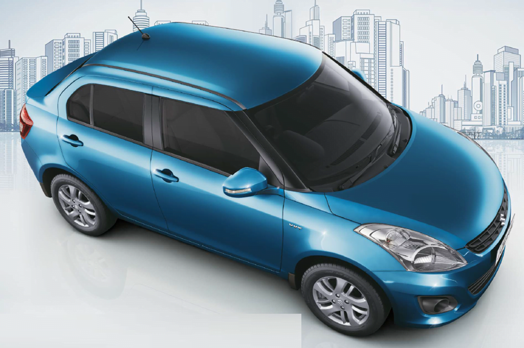 Car Maruti Suzuki Swift Dzire Price