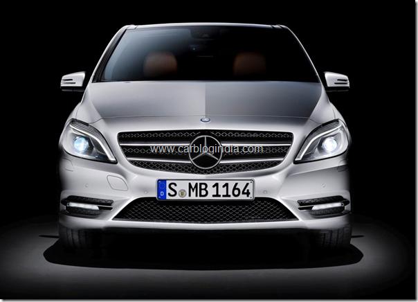 Mercedes Benz B Class India (4)
