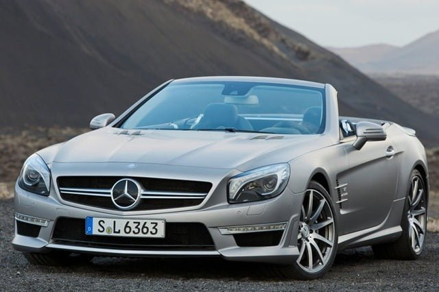 2013 mercedes benz sl63 amg sports car pictures and details for 2013 mercedes benz sl class sl63 amg
