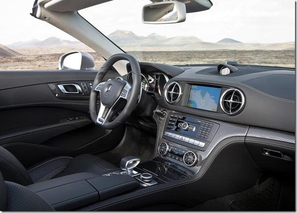 2013 Mercedes-Benz SL63 AMG– SL-Class Performance Edition Sports