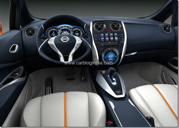 Nissan Inviation Interiors (2)