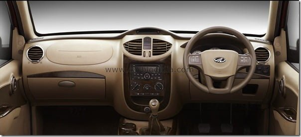 Premium Walnut brown interiors