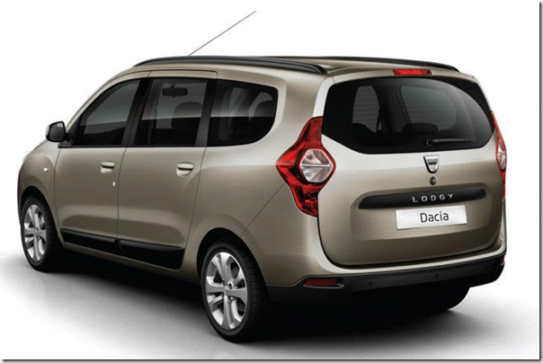 Renault Lodgy MPV To Launch In India By 2015