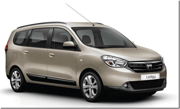 Renault Lodgy MPV
