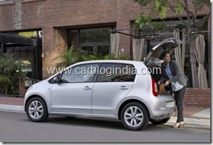 Skoda Citigo India Small Car Official Pictures (10)