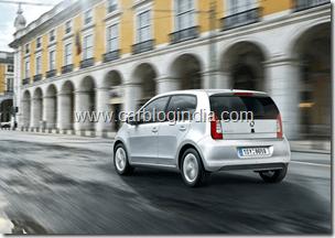 Skoda Citigo India Small Car Official Pictures (11)