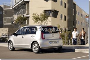 Skoda Citigo India Small Car Official Pictures (15)
