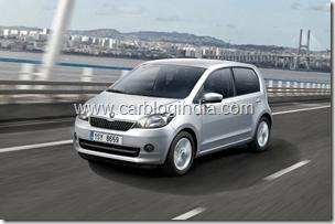 Skoda Citigo India Small Car Official Pictures (5)