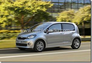 Skoda Citigo India Small Car Official Pictures (6)