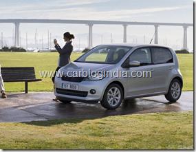 Skoda Citigo India Small Car Official Pictures (7)