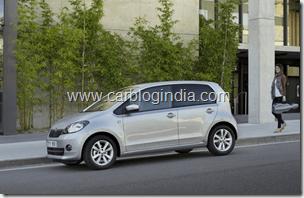 Skoda Citigo India Small Car Official Pictures (8)