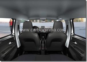 Skoda Citigo Small Car India Interiors and Dimensions (2)