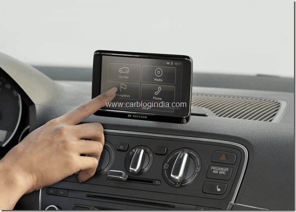 Skoda Citigo Small Car India Interiors and Dimensions (3)