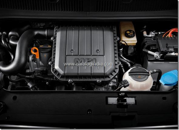 Skoda Citigo Small Car India Engine