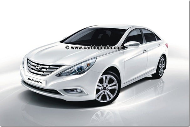 2012 Hyundai Sonata Fluidic India Launch On 7th March– Detailed Features And Specifications