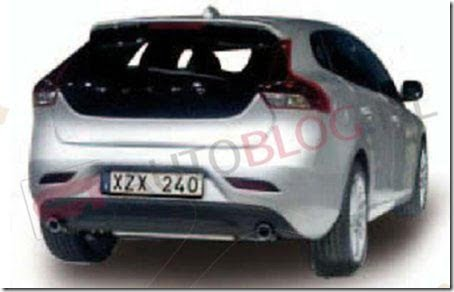 Volvo V40 Luxury Car (4)