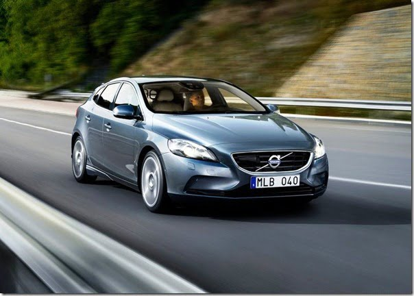 Volvo V40 Official Picture (4)