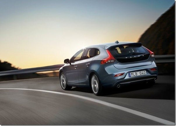 Volvo V40 Official Picture (6)