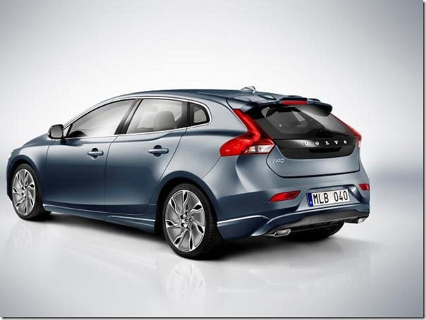 Volvo V40 Official Studio Shots (1)