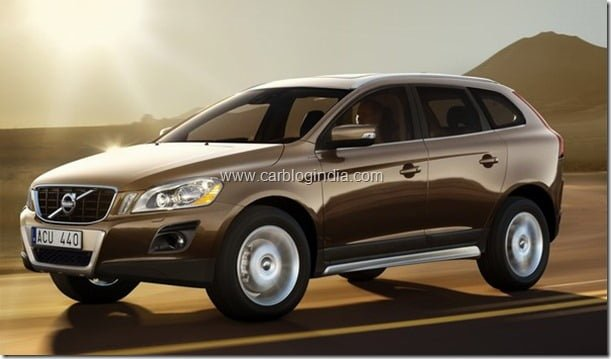 Volvo XC60 2012 New Model Launched In India- Details Inside