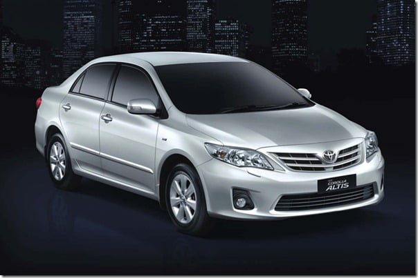 Toyota Corolla Altis Cheaper Automatic G-HV Variant In India Launched Quietly