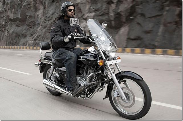 Bajaj Avenger Cruiser To Get 2012 Bajaj Pulsar 200 NS Engine– Rumor or Fact?