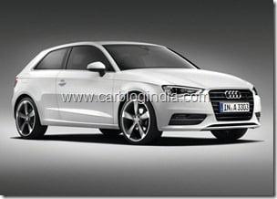 Audi A3 2013 Hatchback (4)