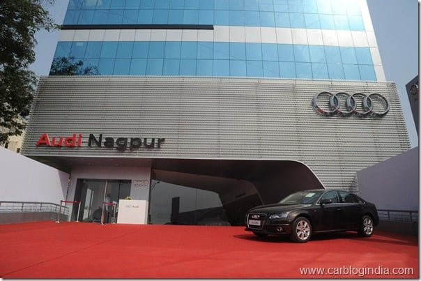 Audi Nagpur Showroom