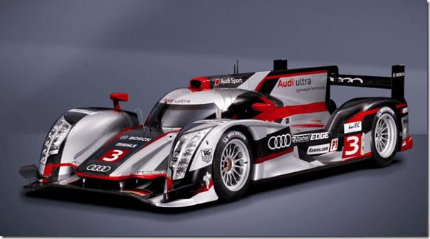 Audi R18 e-tron Quattro 2