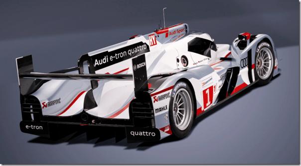 Audi R18 e-tron Quattro 3