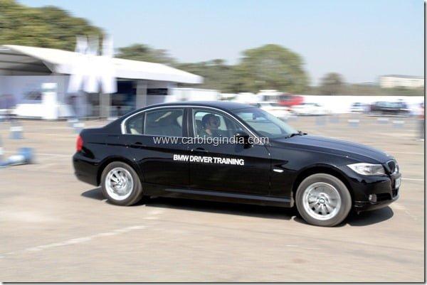 BMW Driver Training 1