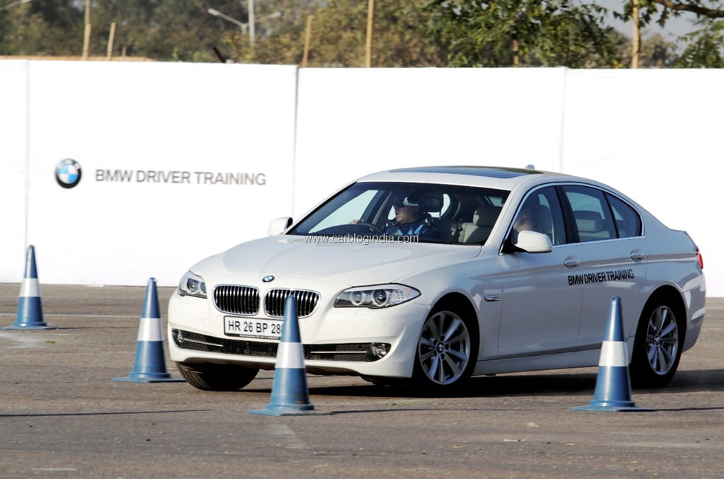 Bmw Driver Training Programme In India Started Details