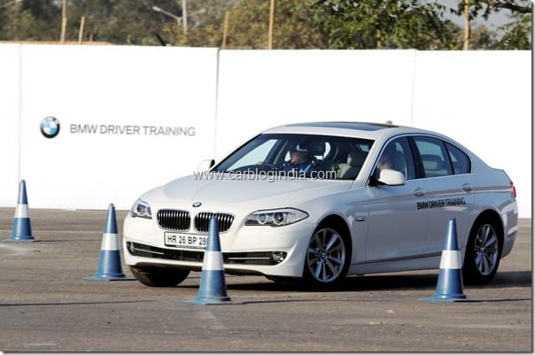 BMW India Driving Training Programme