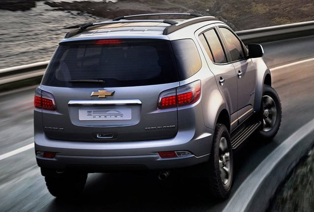 Trailblazer SUV Unveiled In Thailand– India Launch Possible Soon