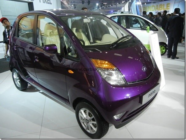Tata Nano 800 With Powerful Engine And Better Features In India Soon