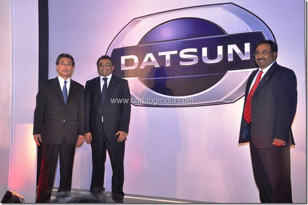 Datsun India Small Cars