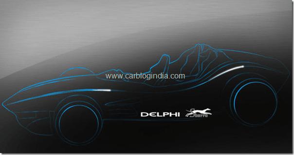 Delphi F1for3 Concept