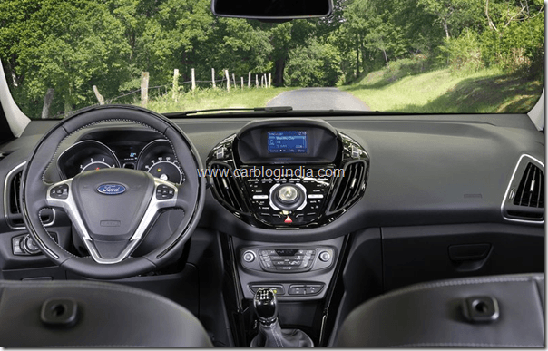 Ford B-Max MPV Interiors